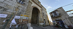 Immagine del virtual tour 'Porta Romana - sec. XVIII'